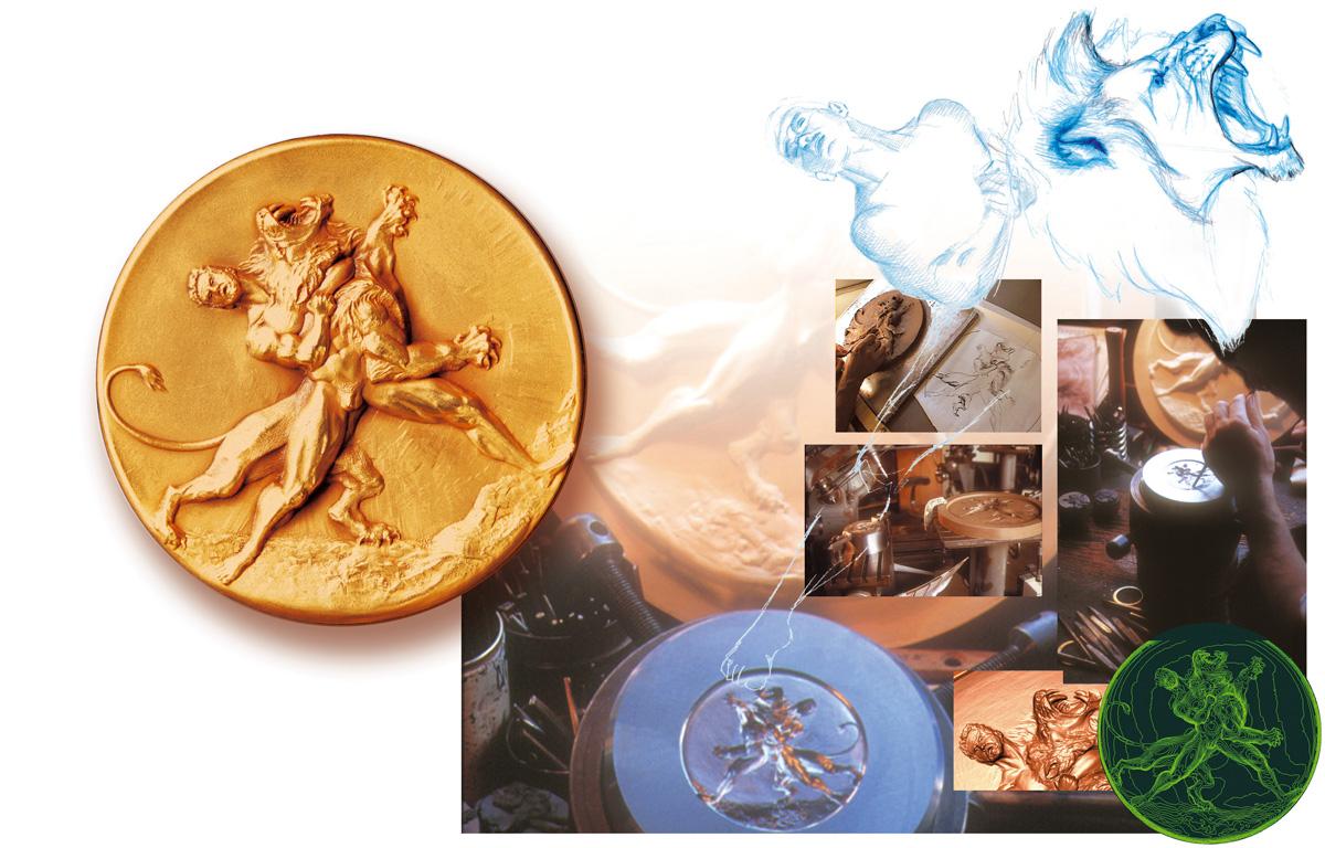 Medaille_Hercule_concours_MOF_N. Salagnac