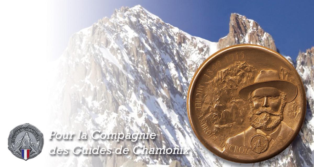 """Médaille """"Michel Ambroise DUCROZ"""", 2010"""