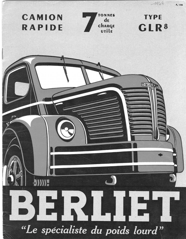Berliet_dépliant_GLR_1949_n&b