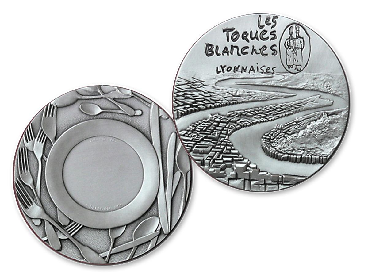 Médaille des Toques Blanches Lyonnaises