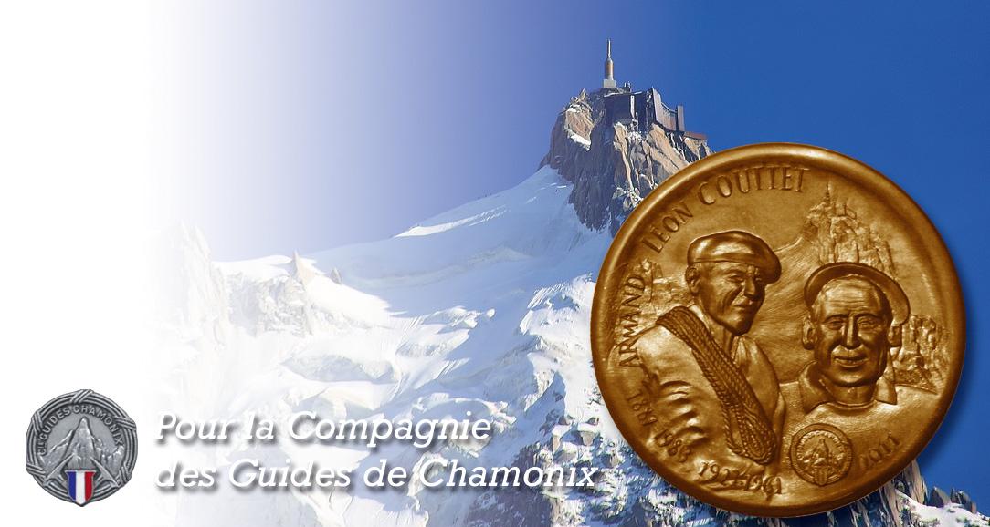 Médaille Armand & Léon COUTTET, 2011