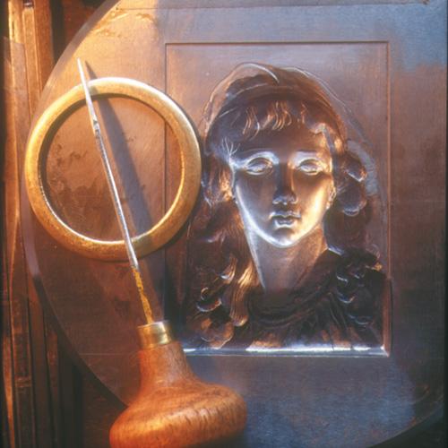 21ème concours MOF en gravure sur acier – 1997/2000.