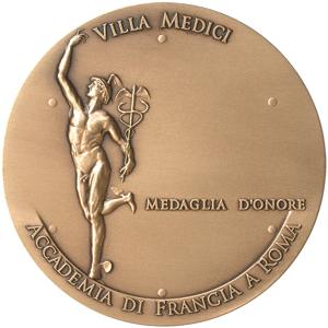 Médaille de la Villa Médicis, Académie de France à Rome