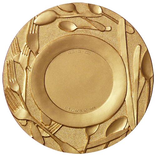Médaille des Toques Blanches du Monde