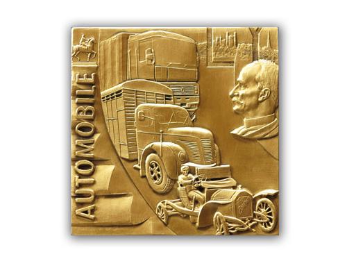 medaille_Automobile_lyon
