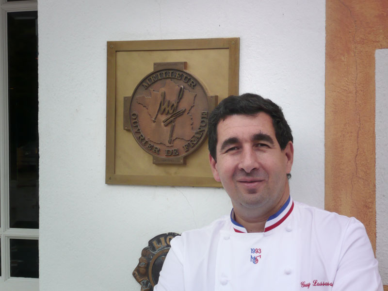 Guy Lassausaie MOF 1994