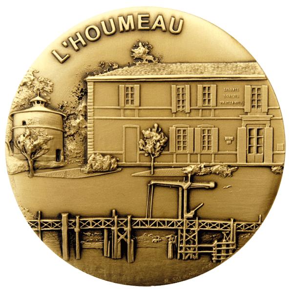 Une nouvelle médaille pour L'Houmeau – Charente Maritime