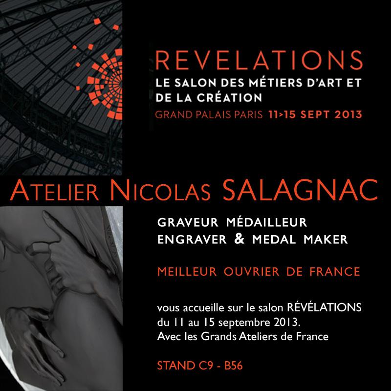 Nicolas Salagnac RÉVÉLATIONS