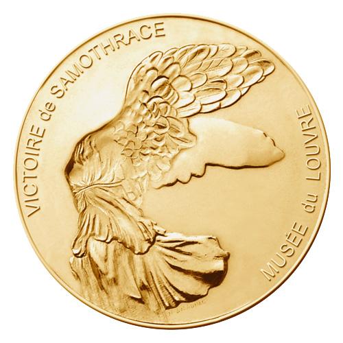 b-monnaie Louvre Victoire de samothrace