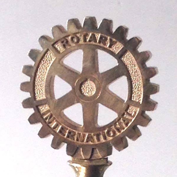 Restauration de la cloche Rotary du Club de Lyon-Nord