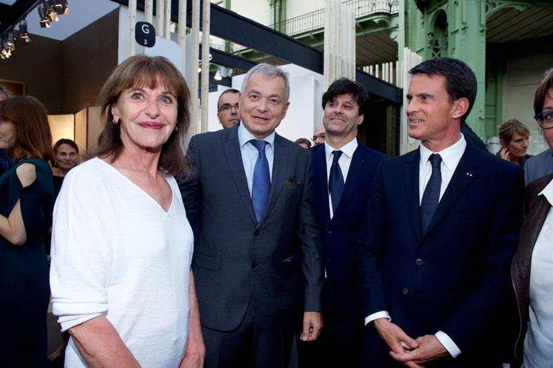 REVELATIONS. Grands Ateliers de France Paris, Grand Palais, le 9 septembre 2015 © Julio Piatti