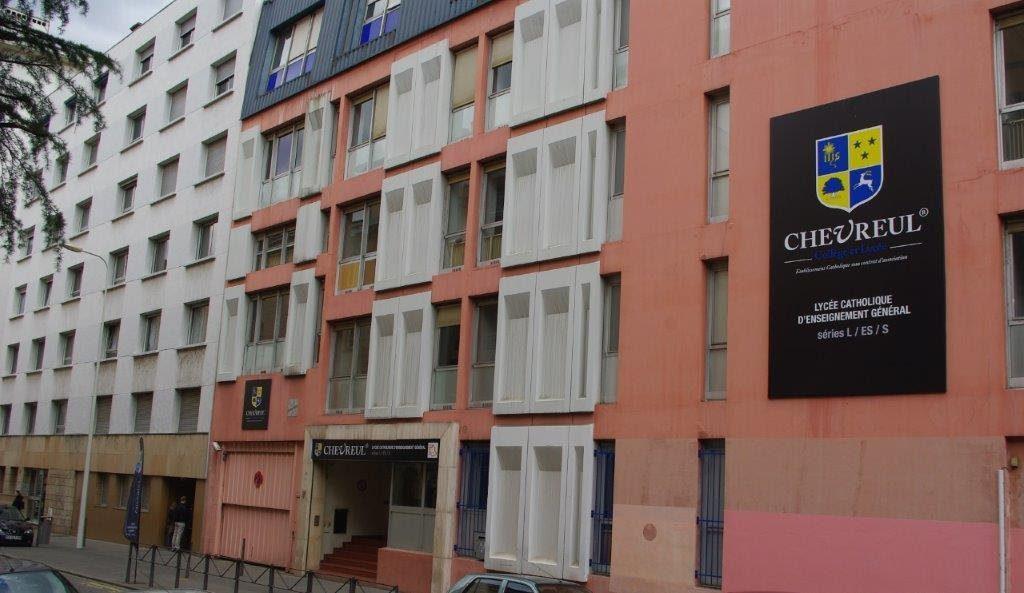 lycée Chevreuil