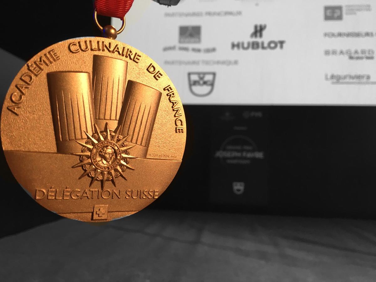 medaille_academie_culinaire-de-france_delegation_suisse_