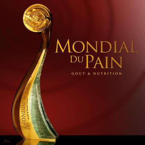 """Trophée international """"Mondial du Pain"""""""
